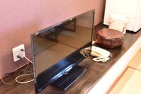液晶テレビ(各部屋にあり)