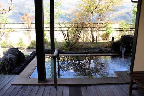 大浴場 木漏れ日の湯