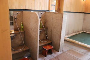 洗い場 シャワー