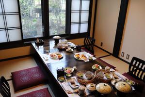 食事処 利用した個室