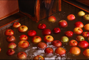 冬季限定 魔法のりんご風呂(日帰りは女性のみ可)