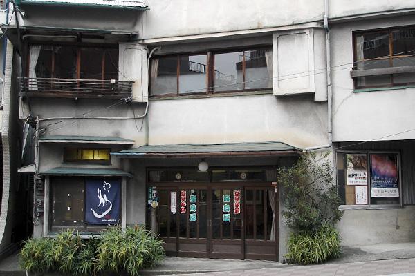 熱海温泉 福島屋旅館 外観