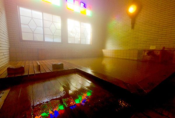 檜風呂(リニューアル後の現在)