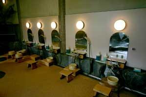 洗い場 リンスインシャンプー、ボディソープ